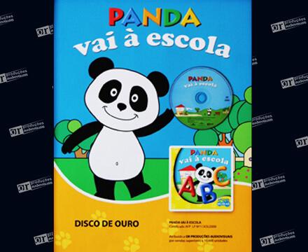 Novo musical da Produtora do Panda vai à Escola
