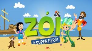 ZÓI, o Super Herói
