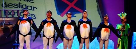 Pinguins do Musical ZÓI