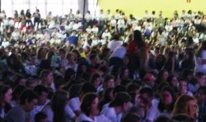 4.000 alunos viram a actuação do ZÓI, o Super Herói no Encontro Anual das Eco-Escolas